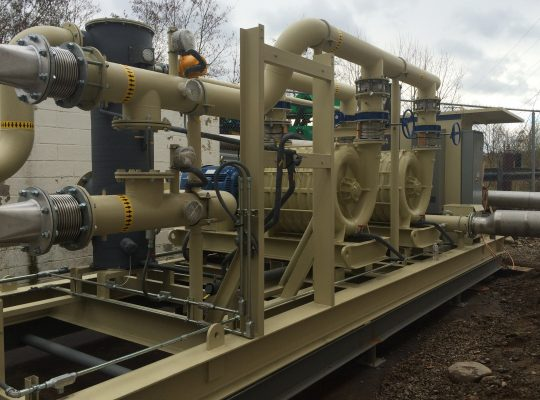 2.52MW Landfill Gas-to-Energy Project