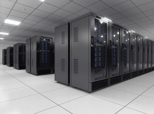 IT Solutions Company Tier III Data Center and HVAC Upgrade