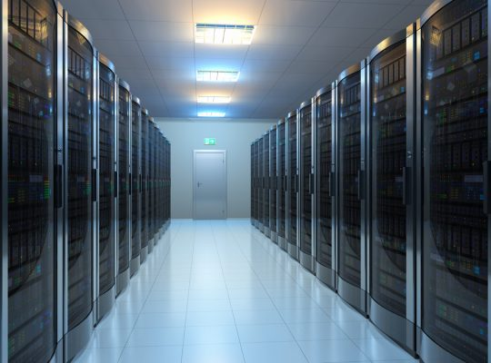 Pharmaceutical Company's Data Tier II Data Center