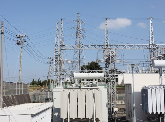 69kV Industrial Plant Substation