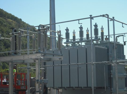 132MW Natural Gas Generation Project